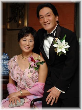Founders Crown Ambassador 40 FAA - Leonard a Esther Kim